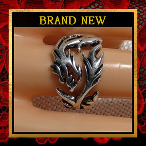 Unisex Large Asian Dragon Ring #289